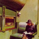 Edward Hopper - Abitacolo