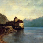 Castello di Chillon - 1874