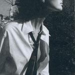 Phoebe, modèle, Paris 1995