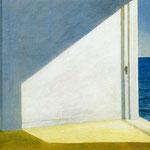 Edward Hopper - Stanza sul mare (1951)