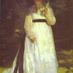 Lisa - 1867 - Olio su tela