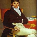 Ritratto di monsieur Rivière - 1805