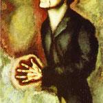 Portrait of Dr. R. Dumouchel. 1910. Oil on canvas. 100 x 65 cm. The Philadelphia Museum of Art, Philadelphia, PA, USA.