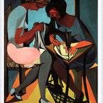 Renato Guttuso - Le cucitrici, 1947