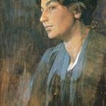 Ritratto della moglie Marushka 1905