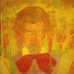 Kazimir Malevich - Bozza per un affresco (1907)