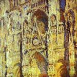 Claude Monet - La Cattedrale di Rouen - 1893-1894 - Olio su tela