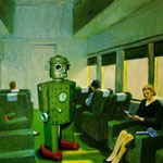 Edward Hopper - Robot