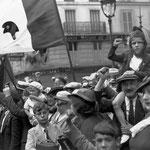 France, 14 juillet, 1936