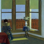 Edward Hopper - Stanza a Brooklyn (1932)
