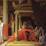Antiochus and Stratonice - 1840