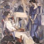Ritratto di due donne (1914)