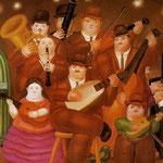Fernando Botero - I musicisti (1979)