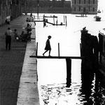 Fondamenta Nuove, Venise, 1959