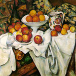 Still Life with Apples and Oranges, 1895