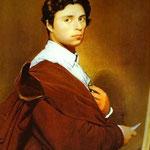 Autoritratto a 24 anni - 1804