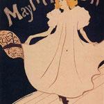 May Milton - 1895 - Litografia