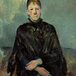 Madame Cézanne, 1885