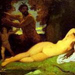 Giove e Antiope - 1851