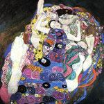 La Vergine - 1913 - Olio su tela