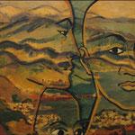 Tetes paysage 1928