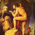 Edipo e Sfinge - 1808