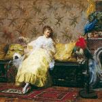 La signora dei pappagalli