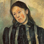 Madame Cézanne with Unbound Hair, 1890