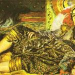 La donna di Algeri - 1870 - Olio su tela