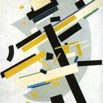 Kazimir Malevich - Suprematism (1916)