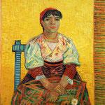 The Italian Woman, 18887