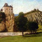 Castello di Thoraise - 1865