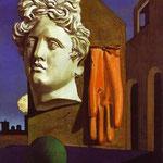 Canto d'amore - 1914 - Olio su tela
