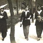 Au Sentier de la Vertu le Matin, 1912