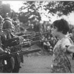 Marche pour la paix au Vietnam en 1967