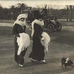 Alice Clairville et Gaby Boissy, 1913