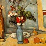 The Blue Vase, 1885