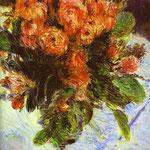Rose - 1890 - Olio su tela