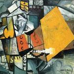 Kazimir Malevich - Guardia (1913)