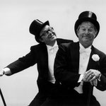 Eric Morecambe and Ernie Wise