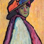 Portrait of Marianne von Werefkin