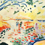 Georges Braque - Piccola baia a La Chotat (1907)