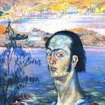 Autoritratto - c.1921 - Olio su tela