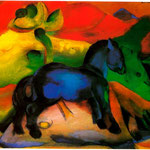 Il piccolo cavallo blu (2)