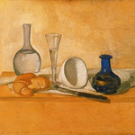 Still Life (The Blue Vase), 1920