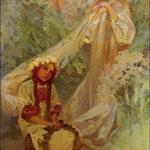 Madonna dei Gigli 1905