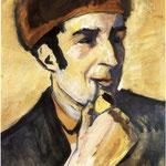 Ritratto di Franz Marc