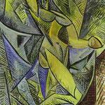 La danza dei veli - 1907 - Olio