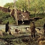 Il salto delle pecore