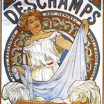 Bleu Deschamps 1897